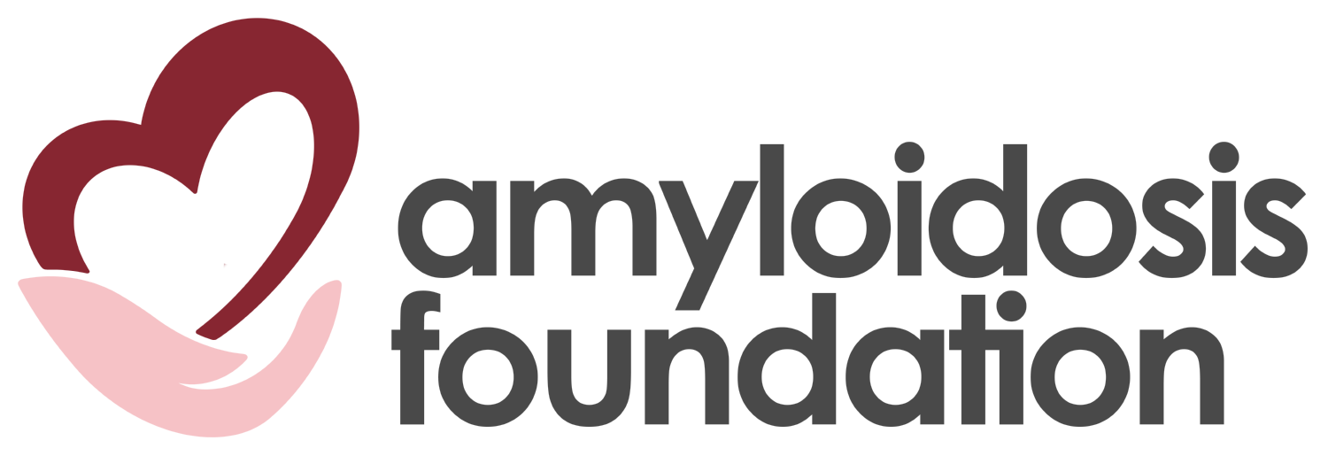 Amyloidosis Foundation Logo